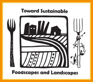 Sustainable Foodscapes Conf logo