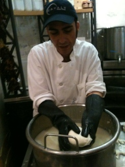 Making Cheese Eataly