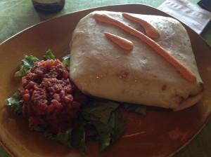 mad mex burrito