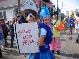 Mardi Gras, 2006. Photo by David Beriss