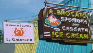 Brocato sign