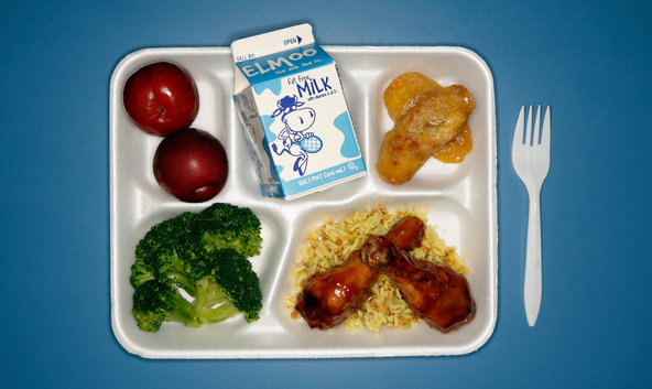 Hot topic school lunch regulation foodanthropology for American cuisine topic