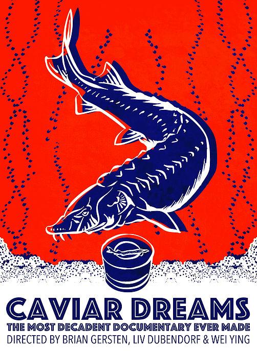 Caviar Dreams Movie Poster