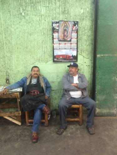 mexico market men